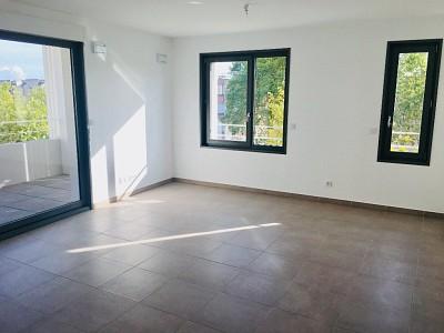APPARTEMENT T3 A LOUER - LYON 8EME ARRONDISSEMENT - 62,9 m2 - 904 € charges comprises par mois