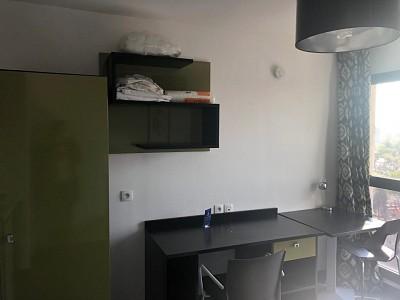 STUDIO A LOUER - LYON 7EME ARRONDISSEMENT - 16,62 m2 - 550 € charges comprises par mois