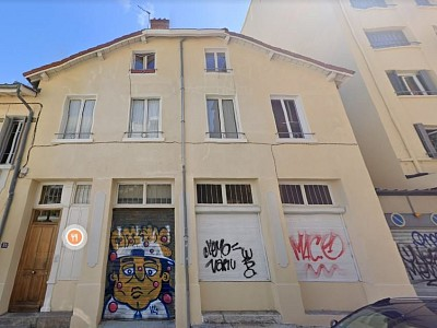STUDIO A LOUER - LYON 2EME ARRONDISSEMENT - 30 m2 - 460 € charges comprises par mois