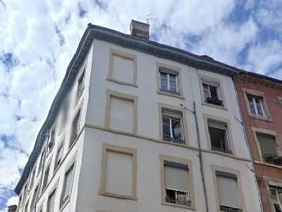 APPARTEMENT T1 A LOUER - LYON 7EME ARRONDISSEMENT - 27,08 m2 - 425 € charges comprises par mois