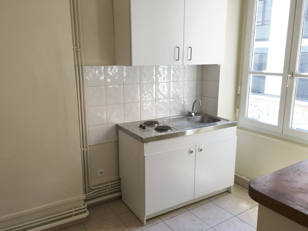 APPARTEMENT T1 - LYON 6EME ARRONDISSEMENT PARC TETE D'OR29,45 m2 LOUÉ