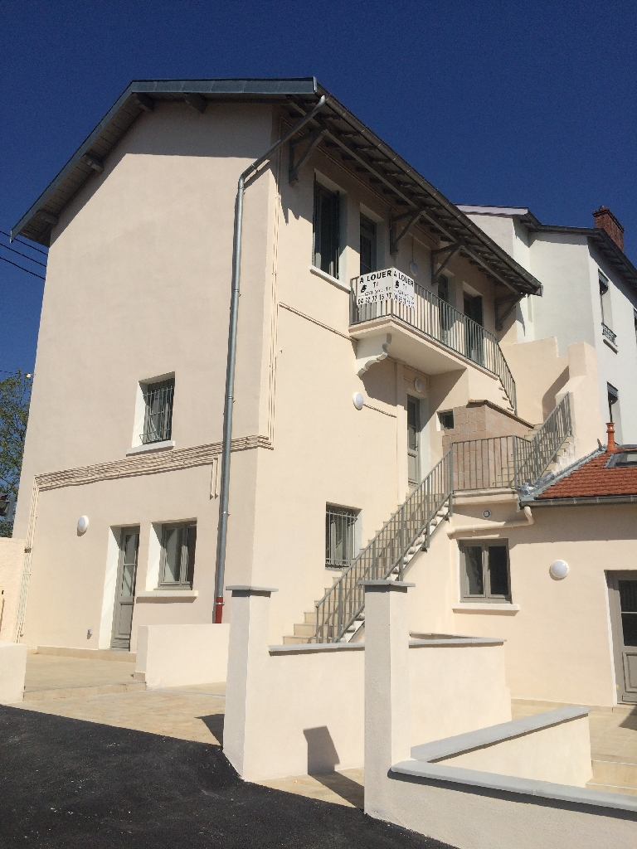 Appartement t1 a louer venissieux21 93 m2 465 charges for Location appartement par