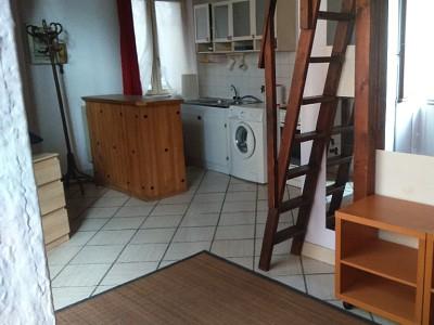 STUDIO A LOUER - LYON 5EME ARRONDISSEMENT - 21,36 m2 - 550 € charges comprises par mois