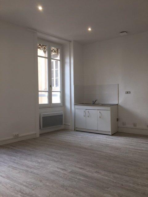 STUDIO - LYON 3EME ARRONDISSEMENT - 30,02 m2 - LOUÉ