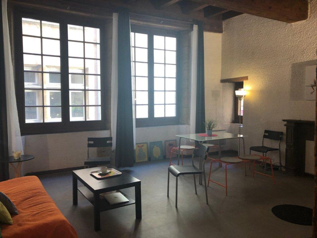 STUDIO - LYON 5EME ARRONDISSEMENT - 42,11 m2 - LOUÉ