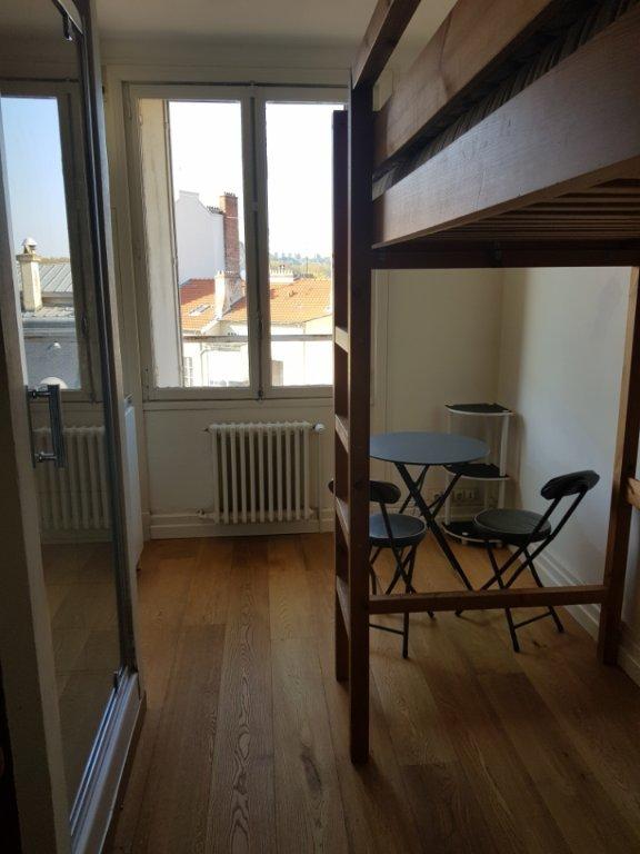 STUDIO A LOUER - LYON 6EME ARRONDISSEMENT - 9,27 m2 - 330 € charges comprises par mois