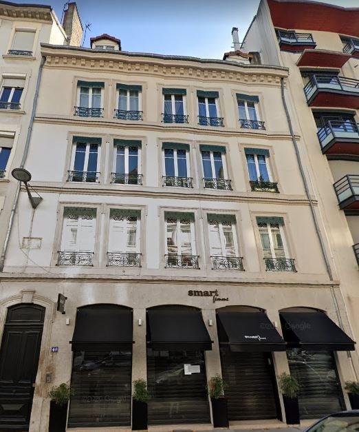 APPARTEMENT T2 A LOUER - LYON 6EME ARRONDISSEMENT - 33,52 m2 - 640 € charges comprises par mois