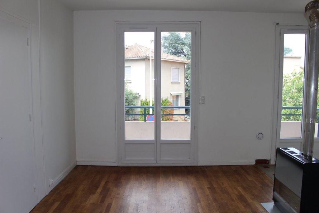APPARTEMENT T2 - LYON 8EME ARRONDISSEMENT - 37,89 m2 - LOUÉ