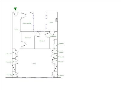 APPARTEMENT T3 A LOUER - LYON 2EME ARRONDISSEMENT CORDELIERS - 106,19 m2 - 1235 € charges comprises par mois