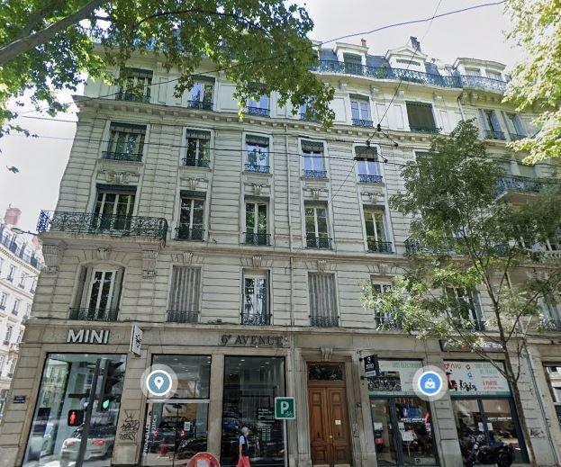 APPARTEMENT T3 A LOUER - LYON 3EME ARRONDISSEMENT - 83,8 m2 - 1014,28 € charges comprises par mois