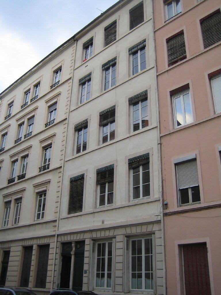 APPARTEMENT T3 A LOUER - LYON 6EME ARRONDISSEMENT - 67,53 m2 - 830 € charges comprises par mois