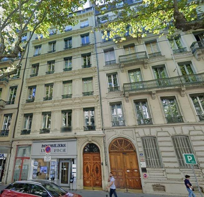 APPARTEMENT T4 A LOUER - LYON 6EME ARRONDISSEMENT PARC TETE D OR - 108,77 m2 - 1580 € charges comprises par mois