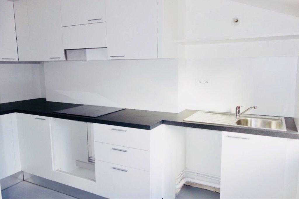 APPARTEMENT T4 A LOUER - LYON 6EME ARRONDISSEMENT - 69,93 m2 - 1190 € charges comprises par mois
