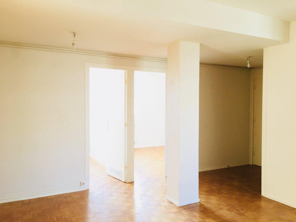 APPARTEMENT T5 A LOUER - LYON 5EME ARRONDISSEMENT - 90,81 m2 - 842 € charges comprises par mois