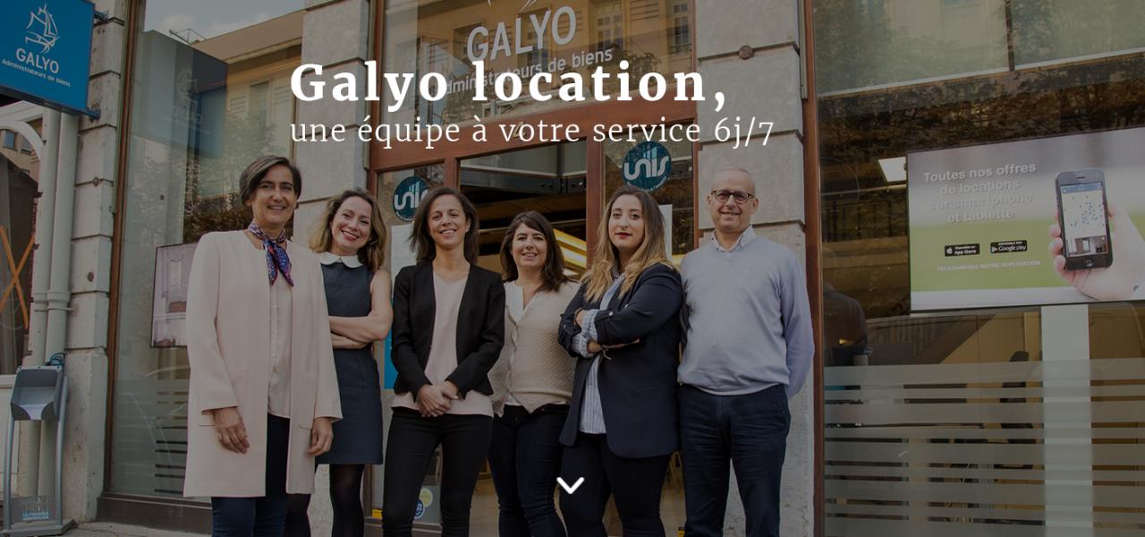Notre service location